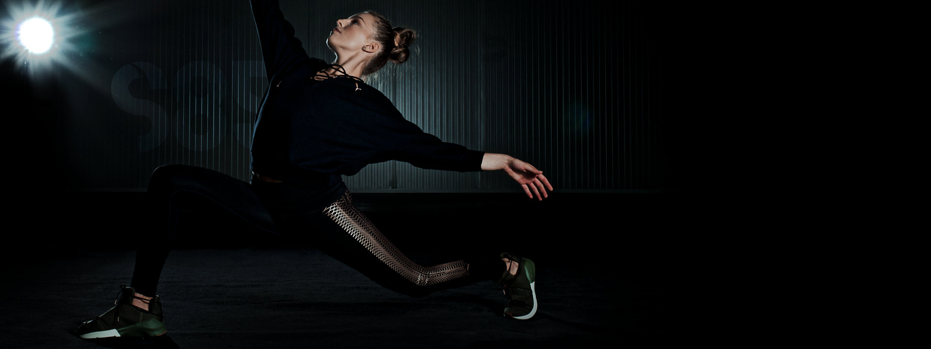 Woman active wear