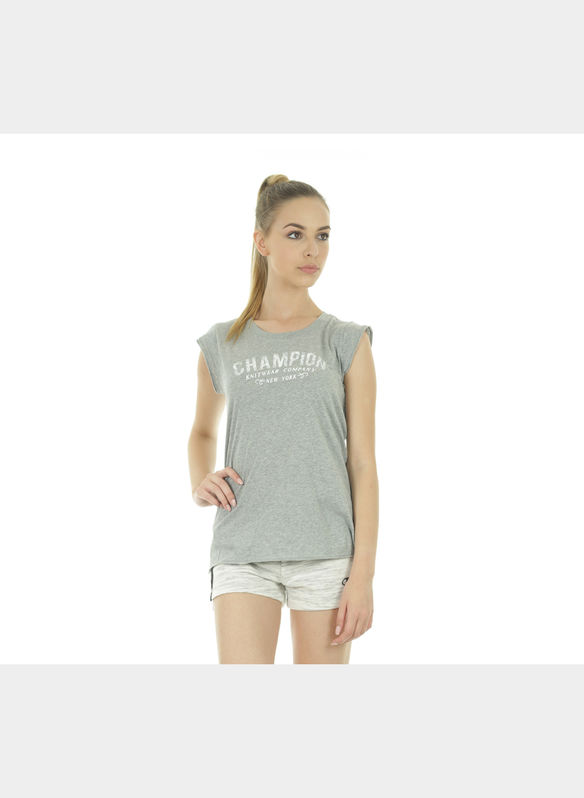 T-SHIRT HERITAGE , 357OXG GREY, medium