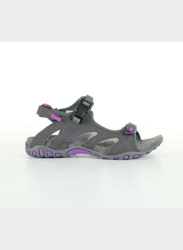 SANDALO STRAY TREKKING , GREYPURPLE, medium