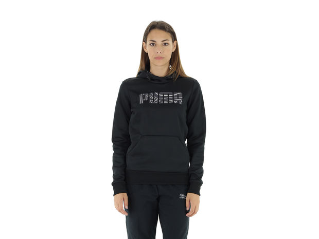 FELPA ACTIVE LOGO GRAPHIC , 001BLKGREY, large
