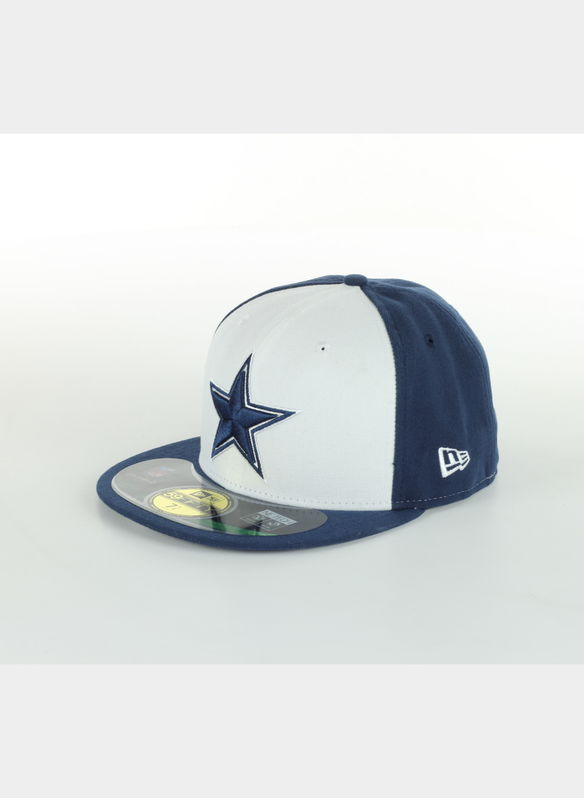 CAPPELLO NFL ONFIELD 5950 DALLAS COWBOYS, NVYWHT, medium