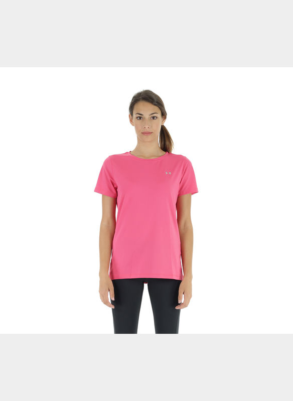 T-SHIRT HEATGEAR ARMOUR, 600PINKSKY, medium