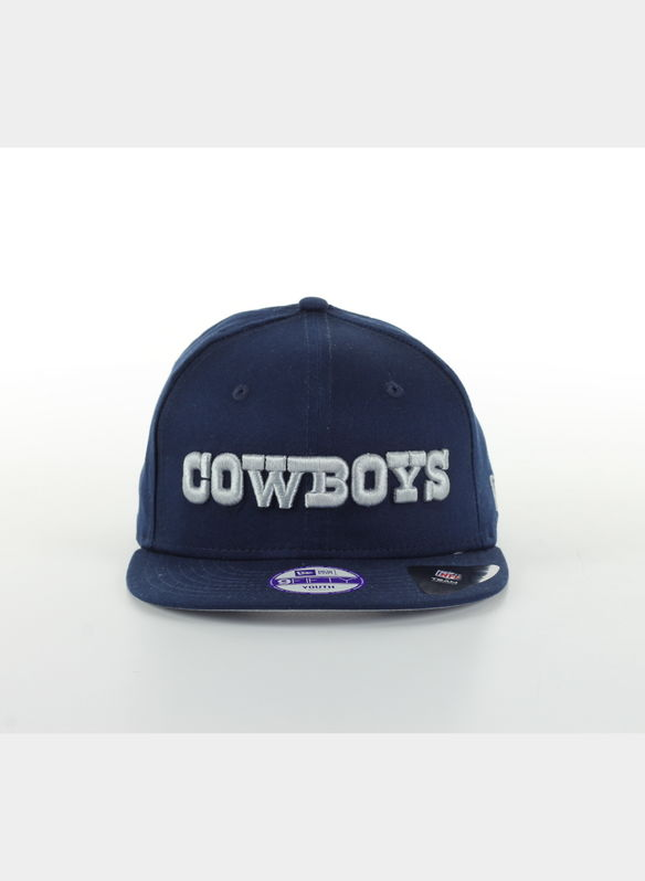CAPPELLO Off Mark Dallas Cowboys 9FIFTY Snapback JUNIOR, NVY, medium