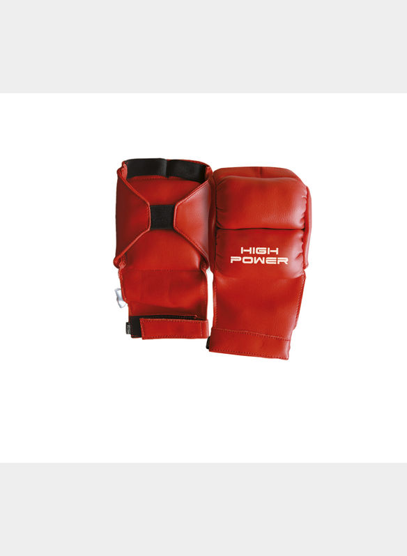 GUANTO FIT BOXE SENIOR, RED, medium