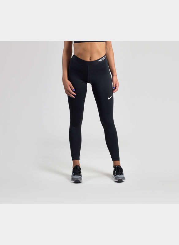 TIGHTS NIKE PRO , 010BLK, medium
