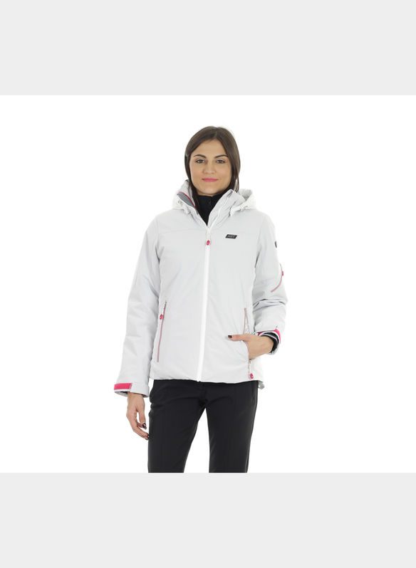 GIACCA DA SCI SOFTSHELL , 3ZE WHT, medium