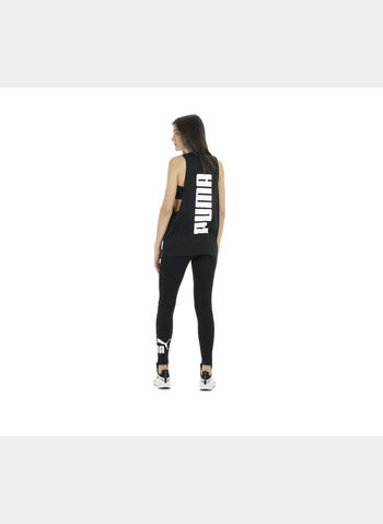 TANK-TOP ARCHIVE LOGO DONNA, 001BLK, small