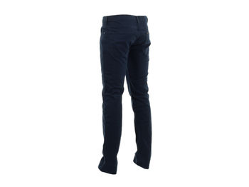PANTALONE POWELL LOW SLIM , JR22 NVY, small