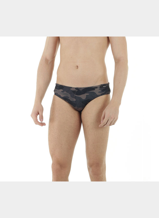 SLIP KLAUS CAMO UOMO, 80 BROWN, large