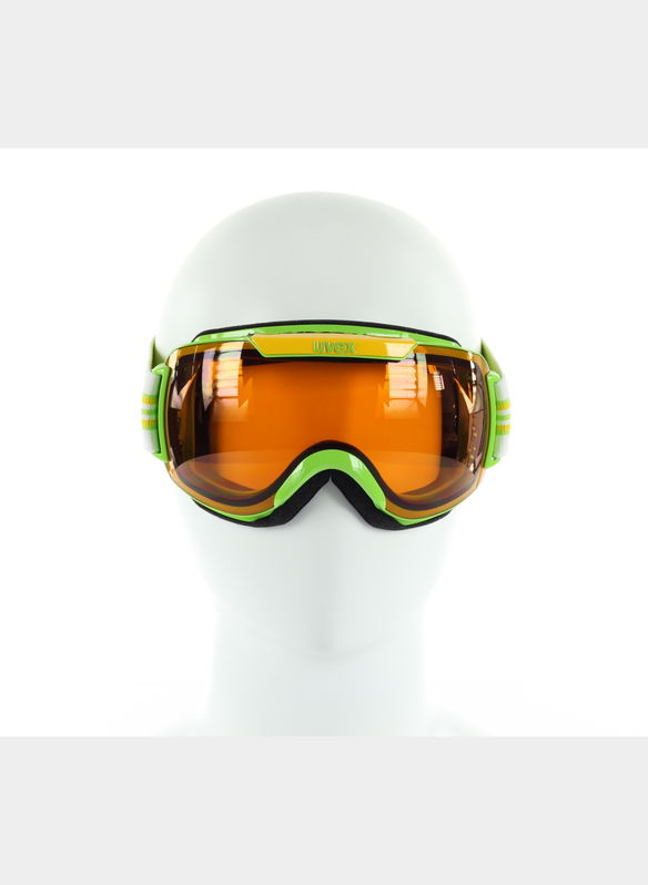 MASCHERA SCI DOWNHILL 2000, 0729VERDE, medium