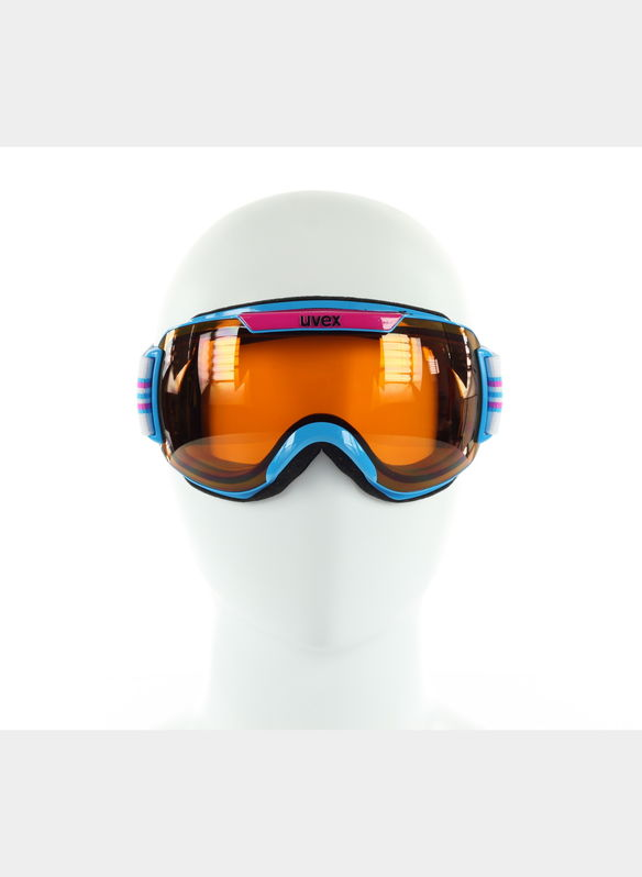 MASCHERA SCI DOWNHILL 2000, 4929PINK, medium