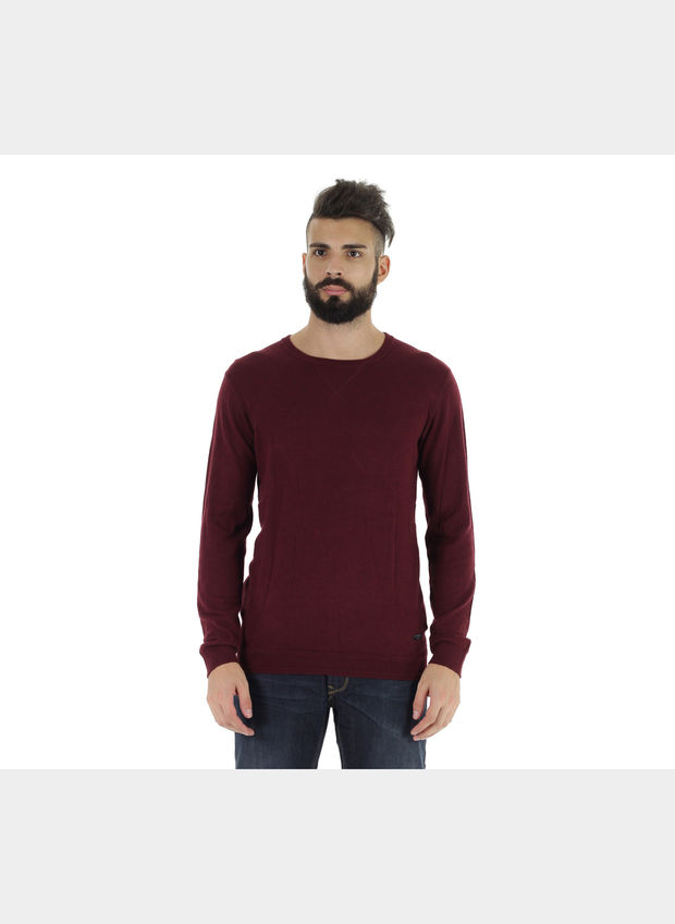 MAGLIONE GIRO , QOPD BORDEAUX, large