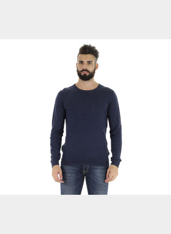 MAGLIONE GIRO , QOCF NVY, small