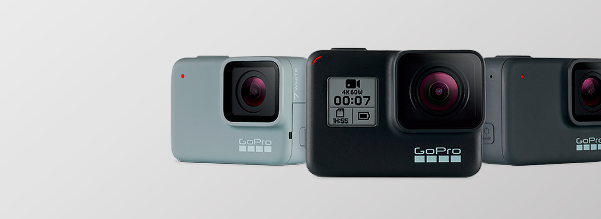 GoPro HERO 7 videocamera