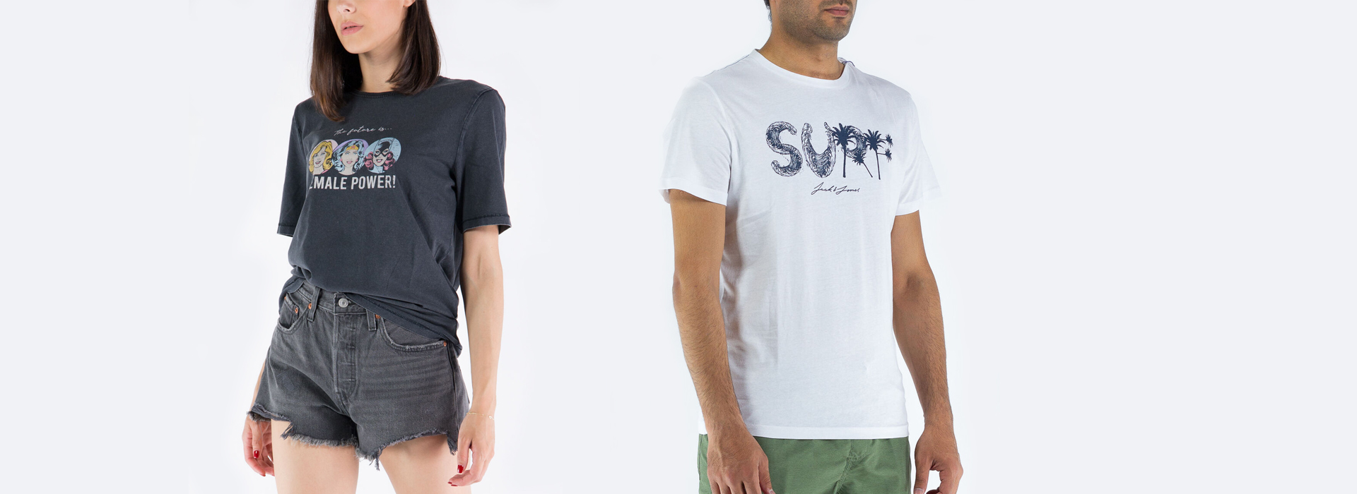 T-shirt e Bermuda