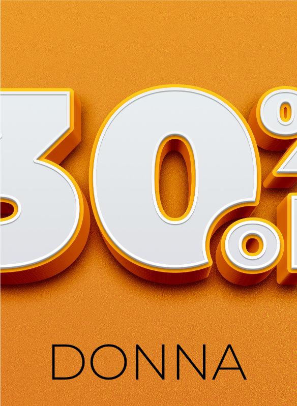 30% sulle collezioni Primavera/Estate #iorestoacasa