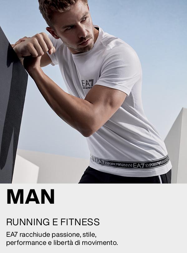 Collezione EA7 Uomo