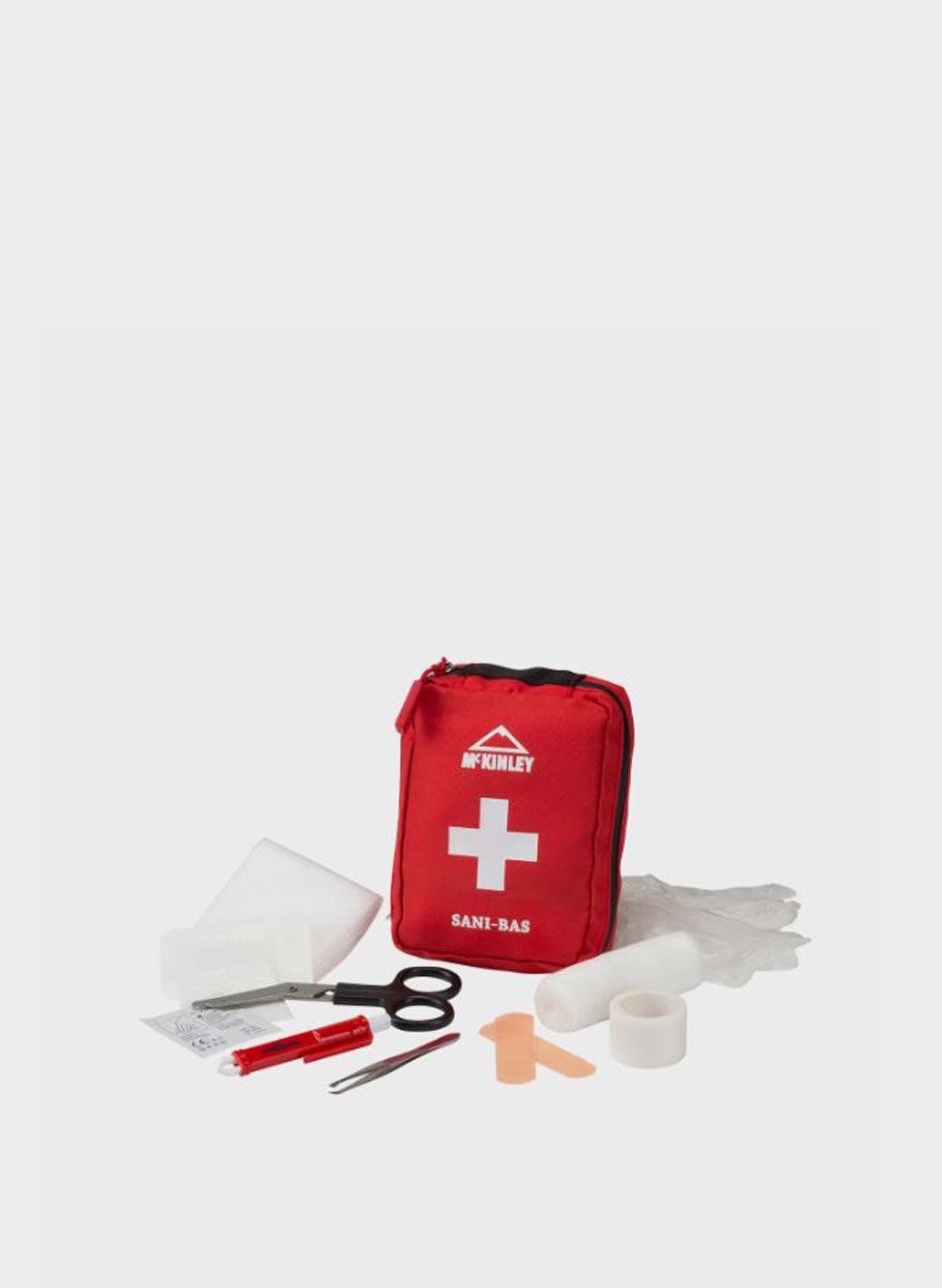 FIRST AID KIT SANI BAS kit prontosoccorso