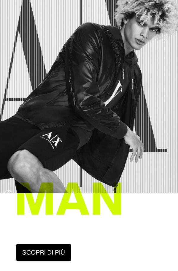 Collezione Armani Exchange Uomo