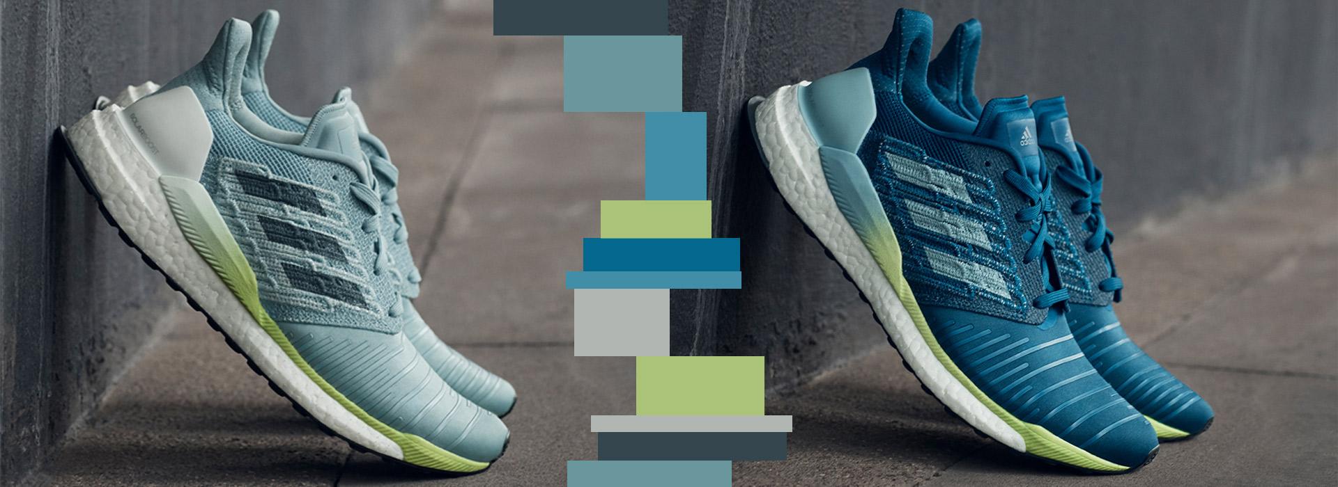scarpe solarboost adidas da uomo e da donna 2018