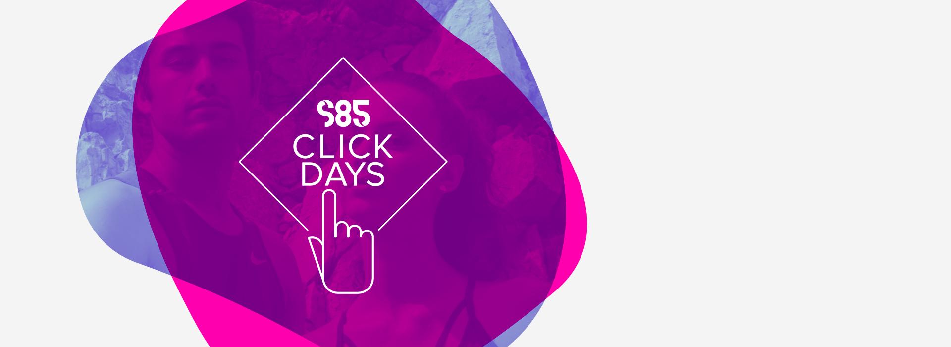 Promo click days