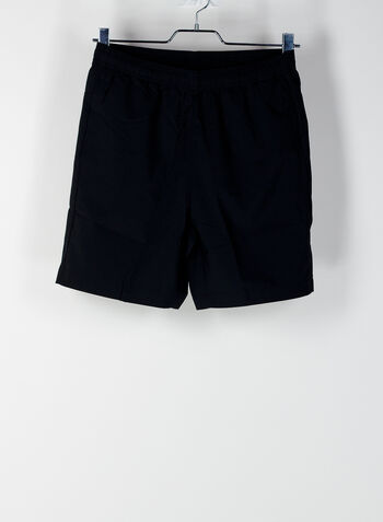 SHORT ESSENTIALS LINEAR CHELSEA, BLK, small