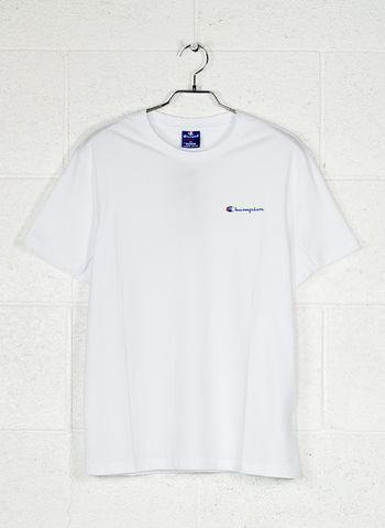 T-SHIRT CL MICRO LOGO, WW001WHT, small