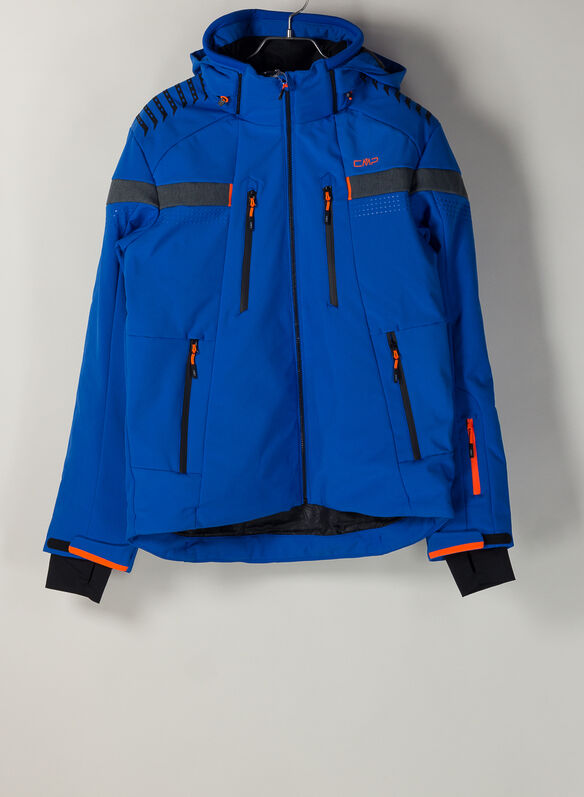 GIACCA SCI 8.000 SOFTSHELL, N951 ROYAL, medium