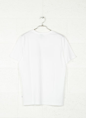 T-SHIRT FOREVER FASTER, 03WHT, small