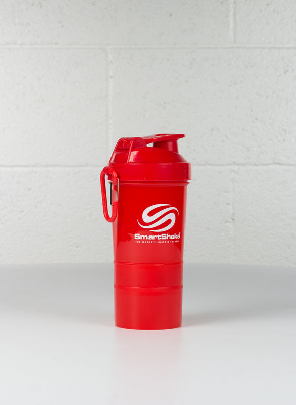 SHAKER ORIGINAL 2GO 600ml, RED, medium