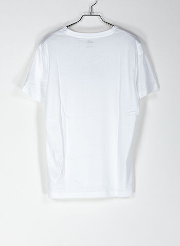 T-SHIRT BRAND GRAPHIC, 02WHT, small