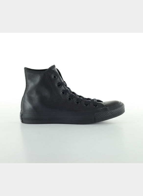 CONVERSE SCARPA ALL STAR HI LEATHER  - ALLBLK - 39 (886951553013)