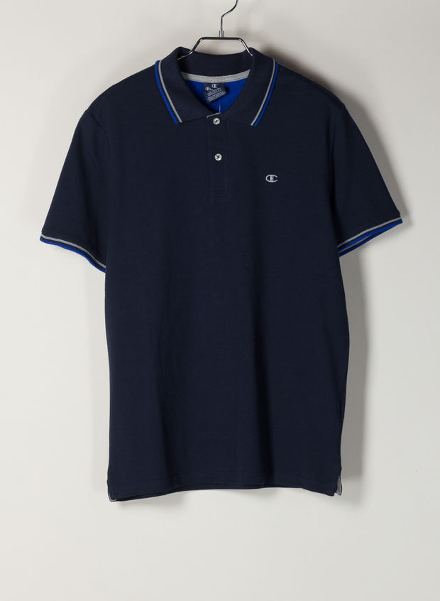 POLO PIQUET BORDINO, BS517NVY, large