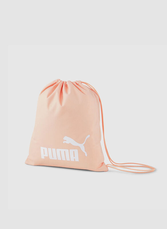 GYMSACK PHASE LOGO, 54PINK, medium