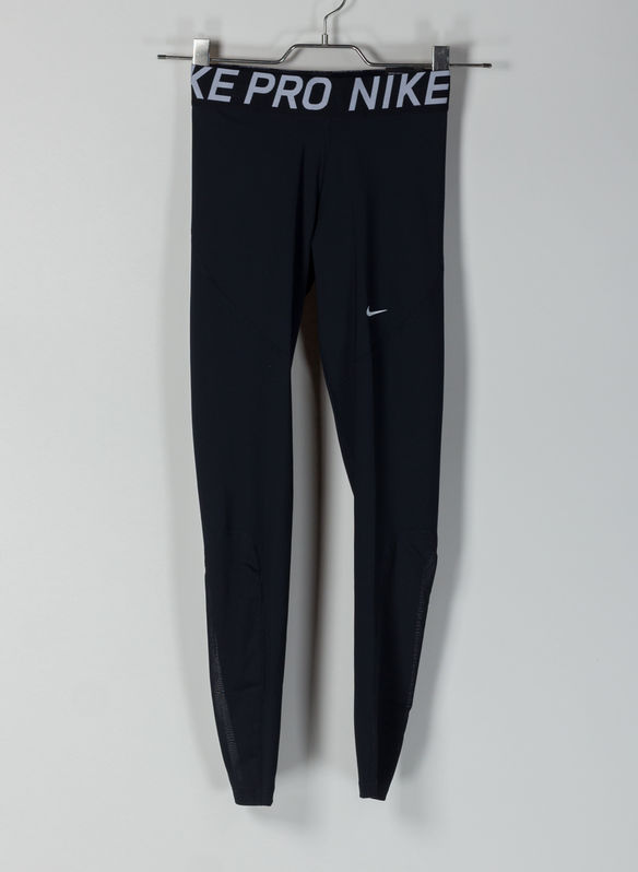 LEGGINGS TRAINING NIKE PRO, 010BLK, medium