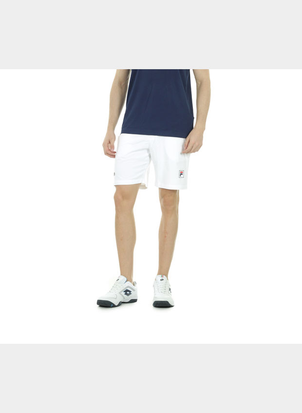 PANTALONCINO TENNIS BASIC , 001WHT, large