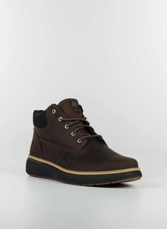 CHUKKA CROSS MARK GORE-TEX, BROWN, medium