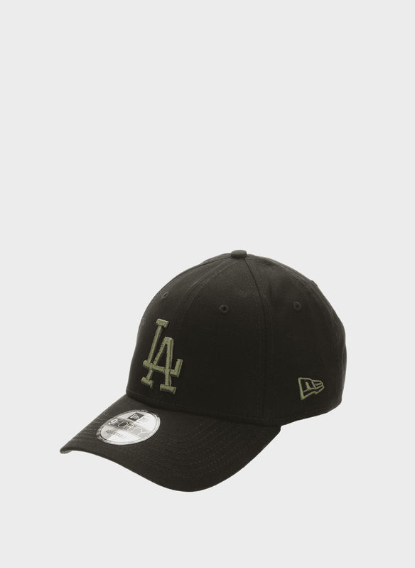 CAPPELLO 9FORTY ESSENTIAL LOS ANGELES DODGERS, BLK, medium