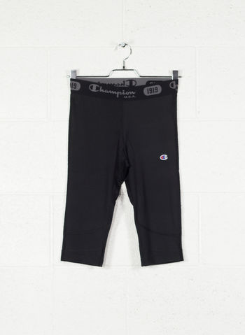 PANTALONE 3/4 TRAINING DRY TECH, KK001BLK, small