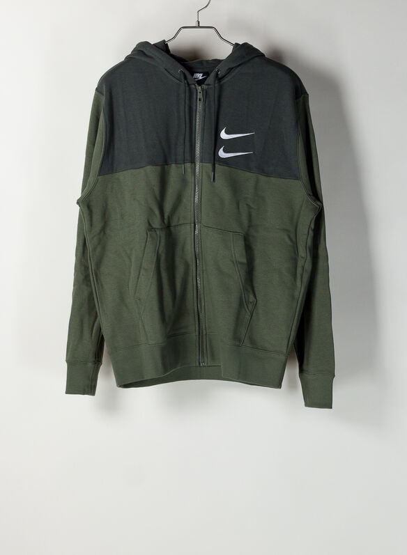 FELPA SPORTSWEAR SWOOSH, 380MARSH, medium