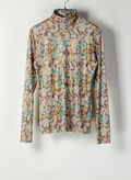 BLUSA COLLO ALTO FANTASIA, INDIAN SUMMER, thumb