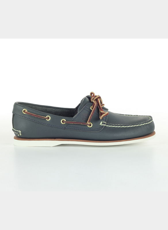 EARTHKEEPERS® CLASSIC 2-EYE BOAT SHOE , NVY, medium