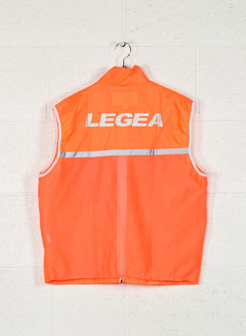 GILET FLASH RUNNING, 0001ORANGE, small
