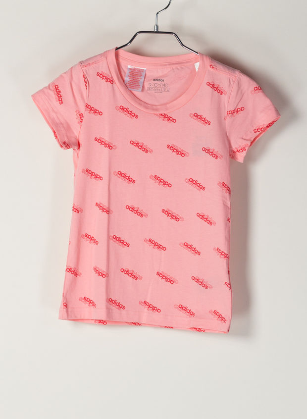 T-SHIRT FAVORITES RAGAZZA, PINK, large