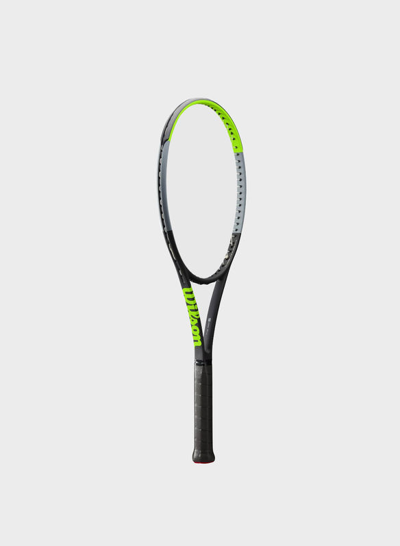 RACCHETTA DA TENNIS BLADE 98L 16X19, BLKGREEN, medium