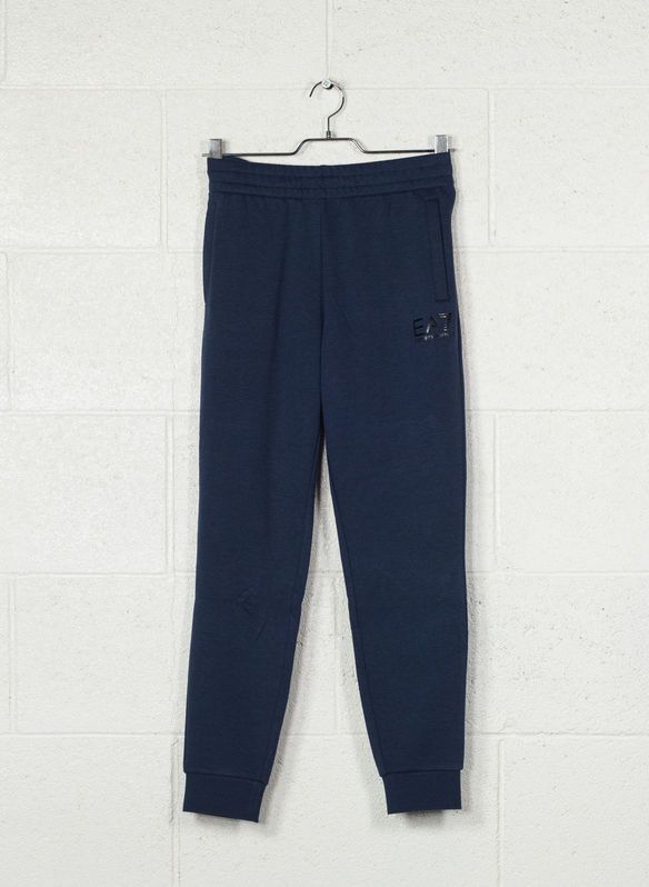 PANTALONE MICRO LOGO NEW POLSINO, 3503NVY, medium