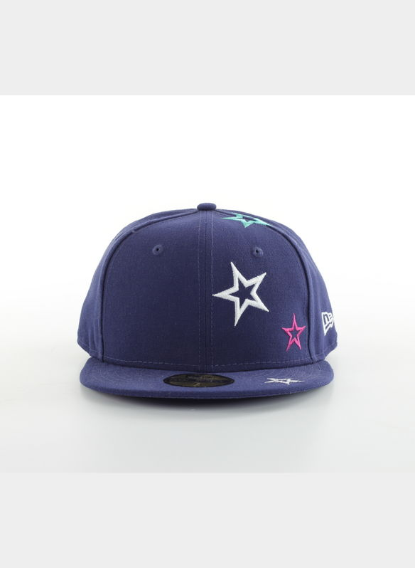 CAPPELLO STAR SIDE NEWERA LNV, NAVY, medium