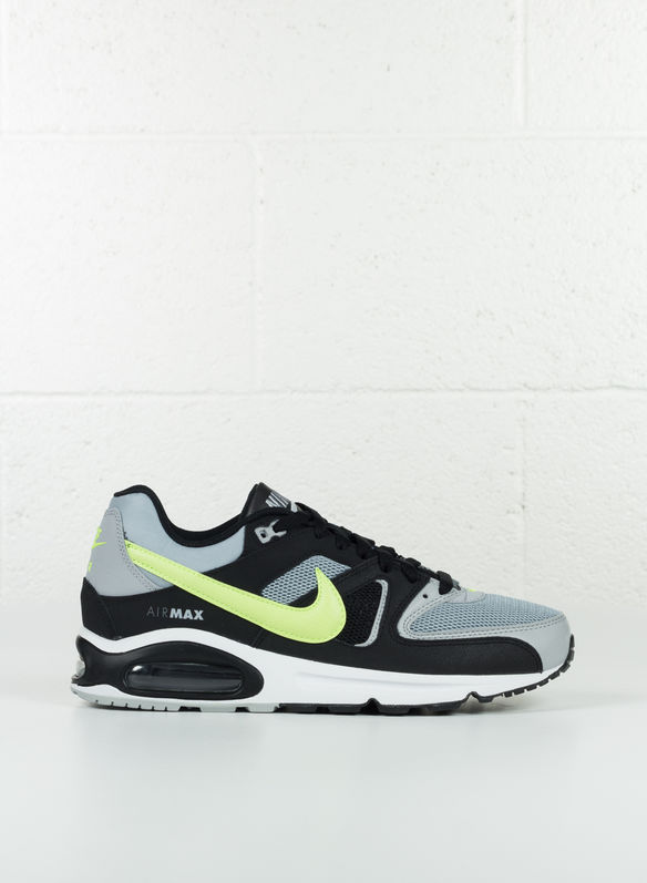 SCARPA AIR MAX COMMAND, 047GREYBLKLIME, medium