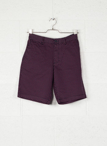 SHORT CHINO A FANTASIA, 0522 NVY, small