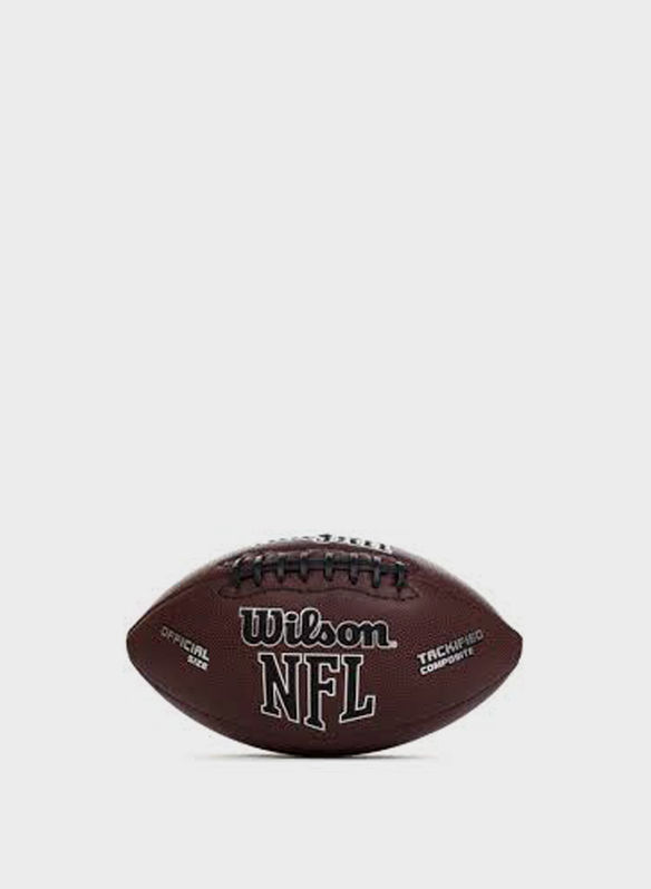 PALLONE NFL ALL PRO OFFICIAL FOOTBALL, BROWN, medium